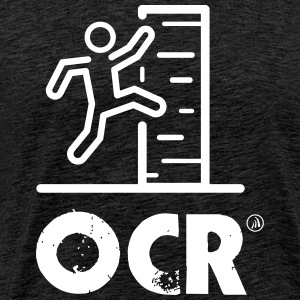 OCR - course à obstacles - T-shirt Premium Homme
