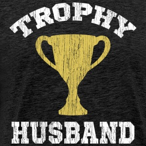 TROPHY HUSBAND - Männer Premium T-Shirt