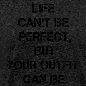 Life Motivation - Mannen Premium T-shirt