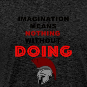 imagination - Men's Premium T-Shirt