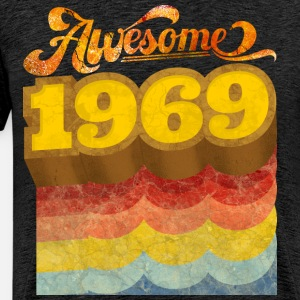 awesome 1969 birthday gift retro vintage style