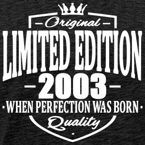 Limited edition 2003 - Men's Premium T-Shirt