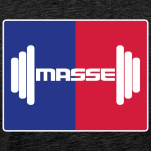 MASSE - NBA Edition - Männer Premium T-Shirt
