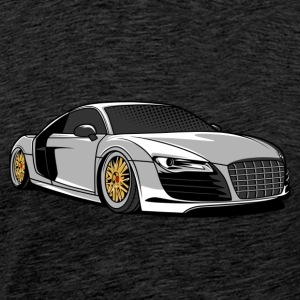 Low Racing CarR - Männer Premium T-Shirt