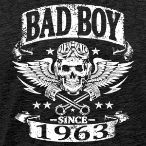 Bad boy since 1963 - T-shirt Premium Homme