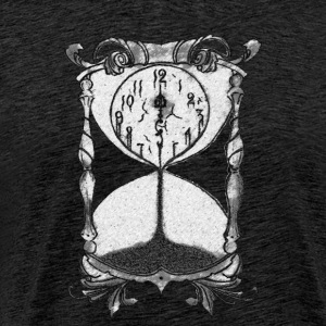 hourglass - Men's Premium T-Shirt