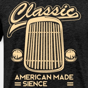 classic vintage car grill birthday gift