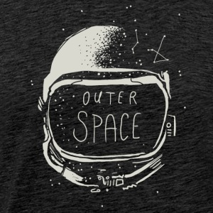 Outerspace - T-shirt Premium Homme