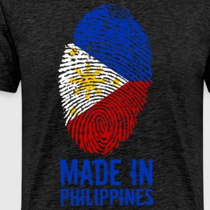 Made In Filippinene / Filippinene / Pilipinas - Premium T-skjorte for menn