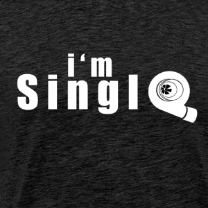 im single - Premium-T-shirt herr