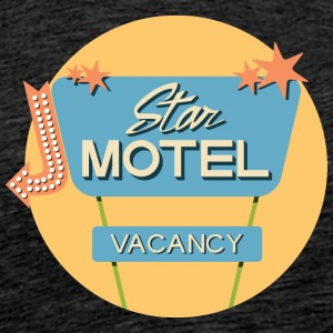 Star MOTEL - Men's Premium T-Shirt