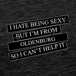 Motive for cities and countries - OLDENBURG - Men's Premium T-Shirt