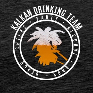 Shirt party holiday - Kalkan - Men's Premium T-Shirt