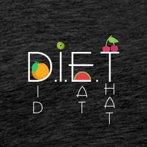 DIET - Men's Premium T-Shirt