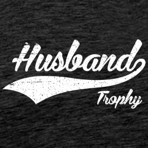 Trophy Husband - Herre premium T-shirt