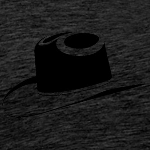 cowboy-hat-152201_640 - Men's Premium T-Shirt