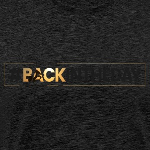 BACKINTHEDAY - Camiseta premium hombre