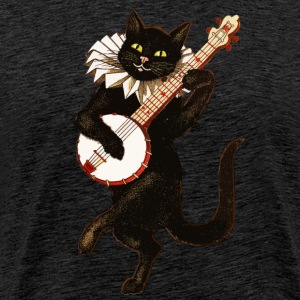 BRANDNEU!!! FIESTA CAT COLLECTION AUS DEN USA - Männer Premium T-Shirt