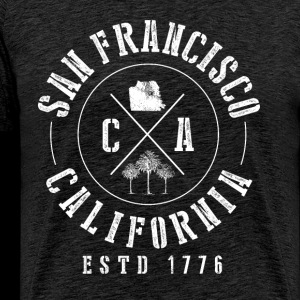 San Francisco California - USA Souvenir
