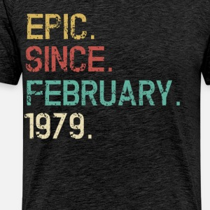 February 1979 40th birthday vintage gift