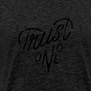 Trust One Typography