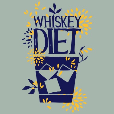 Whiskey régime, régime Whiskey - T-shirt Premium Homme