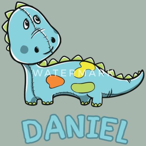 Dinosaurier Lustig Kind Daniel Geschenk Geburtstag Von Awesome