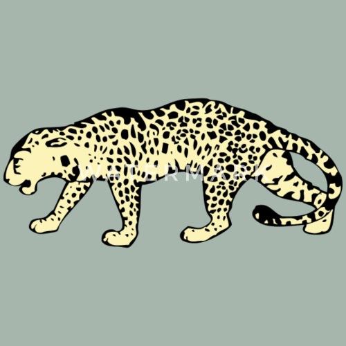 Gepard Kot Lampart Jaguar Ocelot Gepard Wildcat40 Premium Koszulka