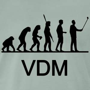 VDM Evolution Stick - T-shirt Premium Homme