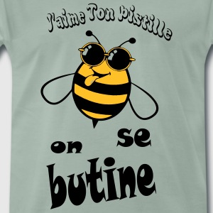 on se butine - T-shirt Premium Homme