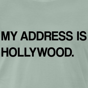 conception hollywood - T-shirt Premium Homme
