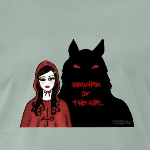 Beware of the girl - Maglietta Premium da uomo