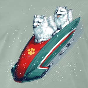 Arctic Fox Bobsleigh