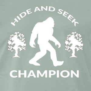 Hide & Seek Champion Bigfoot Sasquatch