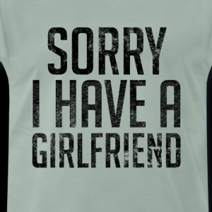 Sorry I Have A Girlfriend