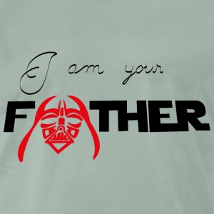 I Am Your Father - Mannen Premium T-shirt