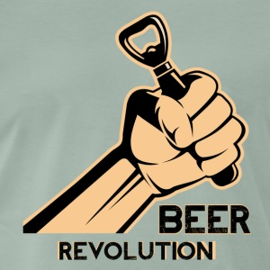 Beer revolution - Men's Premium T-Shirt