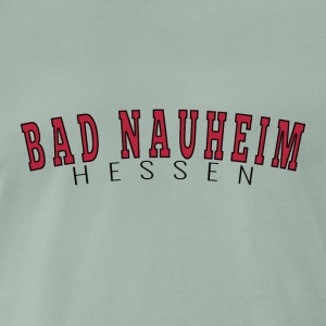 Bad Nauheim - Premium T-skjorte for menn
