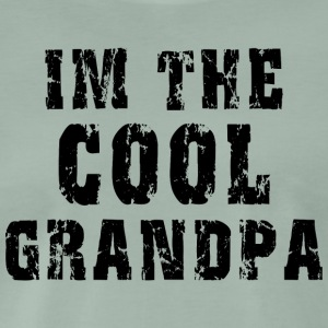 I'm The Cool Grandpa - Men's Premium T-Shirt