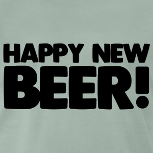 Happy New Beer! - Männer Premium T-Shirt