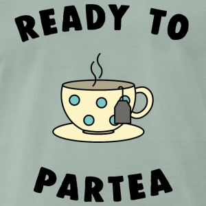 ready to partea tea
