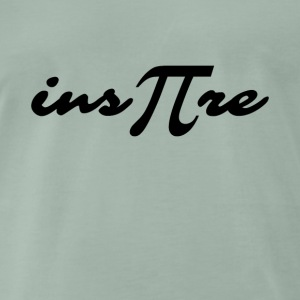 inspire - Pi Day - black