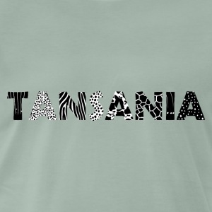 Tanzania - cartas con estampado animal