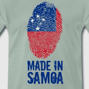 Made in Samoa - Men's Premium T-Shirt