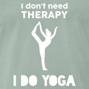 Yoga Sport Fitness Therapy Sayings Gift