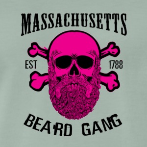 MASSACHUSETTS - T-shirt Premium Homme