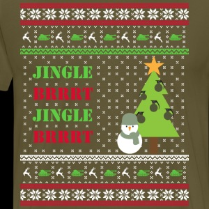 tactical snowman Bundeswehr Christmas sweater