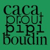 caca prout pipi boudin - T-shirt Premium Homme