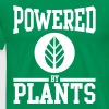 Powered by plants - Herre premium T-shirt