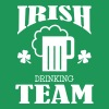 Irish Drinking Team - Mannen Premium T-shirt